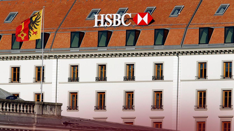 Foto: Una sucursal del banco suizo HSBC (Reuters)
