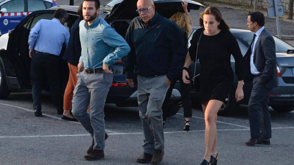 Último adiós a Blanca Fernández Ochoa: sus hijos y hermanos la despiden