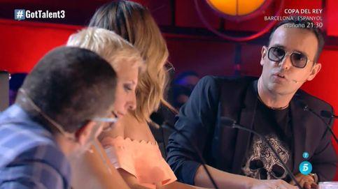 La tremenda bronca entre Risto y Jorge Javier en 'Got Talent'