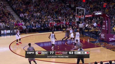 La NBA ilumina su línea de triples