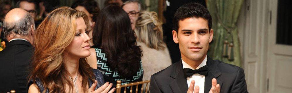 Foto: Jaydy Michel y su marido el futbolista Rafa Márquez. (Gtres)