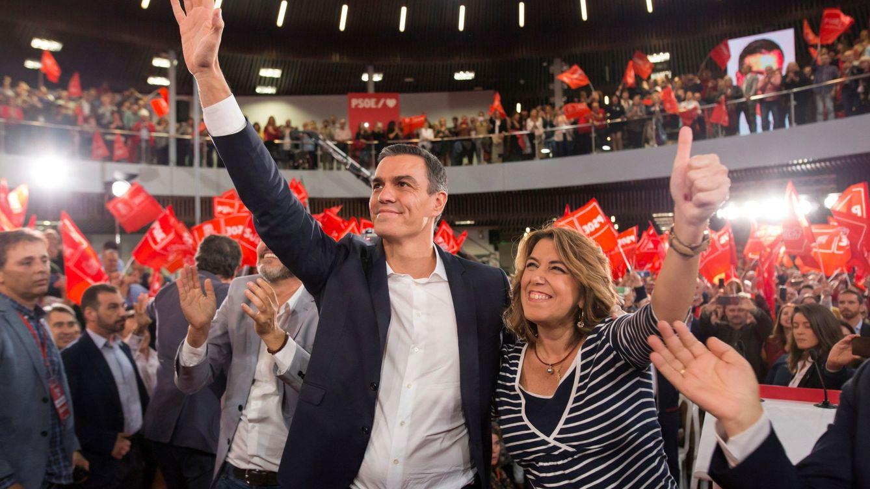 Ferraz no moverá ficha para derribar a Díaz pero deja su futuro en manos de la militancia