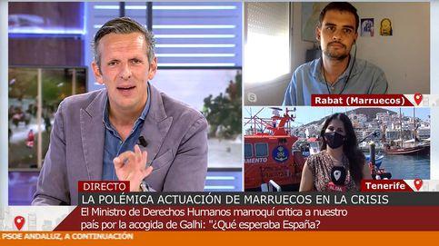 La sonada salida de tono de Joaquín Prat tras la crisis migratoria de Ceuta