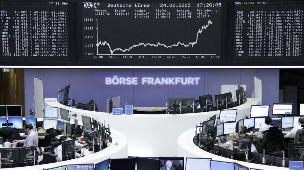 Europe super 10: Cartera recomendada en Europa de HSBC