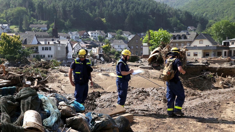 Las graves inundaciones de este verano causaron más de 200 víctimas mortales. (EFE)