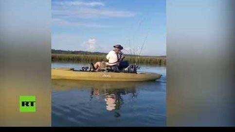 No es un caña adecuada para pescar este 'pez'