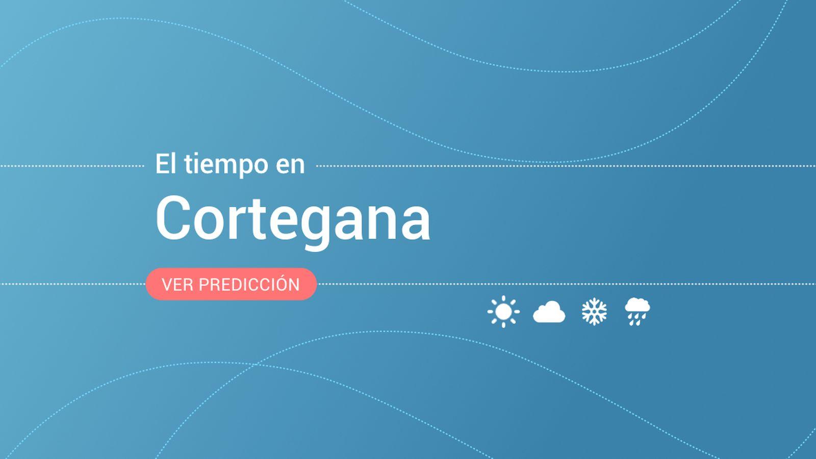 Foto: El tiempo en Cortegana. (EC)