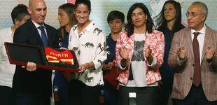 Post de La 5 mentiras (que nadie contará) sobre el convenio colectivo del fútbol femenino