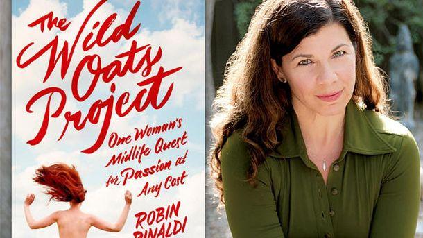 Foto: La autora, Robin Rinaldi, era editora de la revista 7x7.