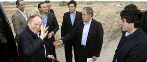 Foto: Adelson controlará desde Holanda la filial española que ha creado para Eurovegas