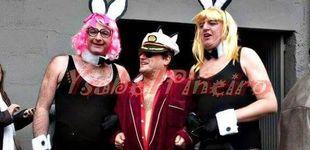 Post de El cura que se disfrazaba de 'Playboy' y llenaba las iglesias
