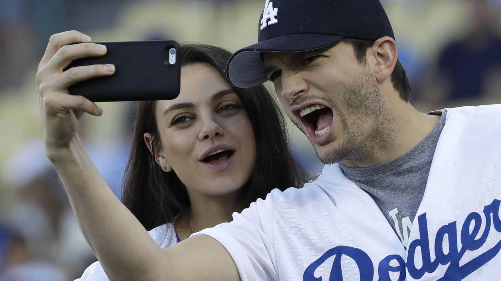 Foto: La pareja de actores, Mila Kunis y Ashton Kutcher, en una imagen de archivo. (Gtres)