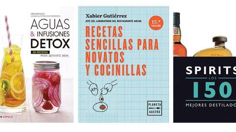 Lecturas de verano: para comer, para beber... y para una cura detox