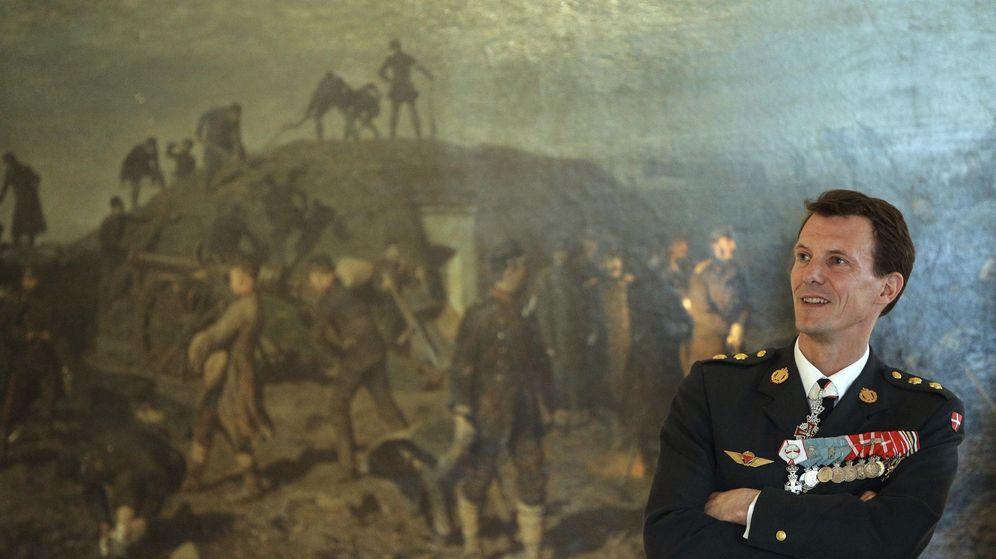 Foto: Joaquín de Dinamarca en una imagen de archivo. (EFE)
