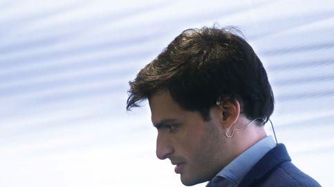 El silencio de Carlos Sainz y la mirada de Fernando Alonso en McLaren