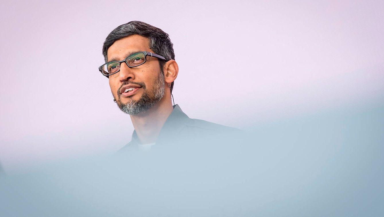 Foto: Sundar Pichai, máximo responsable de Google y Alphabet. (Foto: Getty / David Paul Morris)