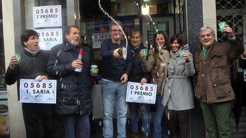 Primer premio de la Lotería del Niño: 05.685, cae íntegramente en Bilbao
