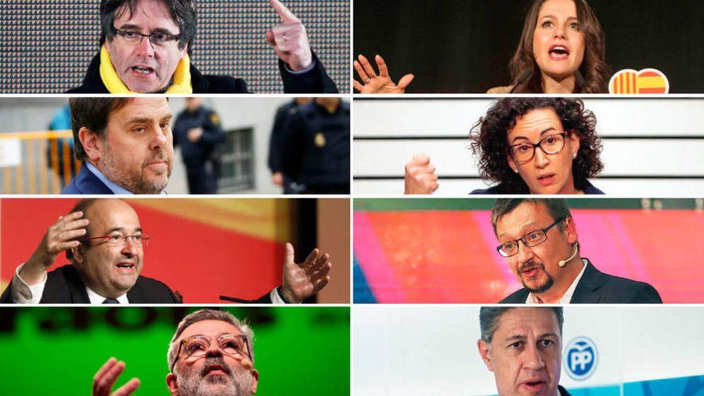 Encuesta: ¿Quién será el próximo presidente de la Generalitat?