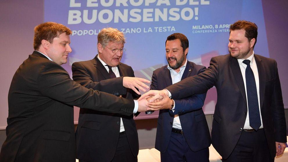 Salvini intenta seducir a la ultraderecha europea desde su bastión de Milán