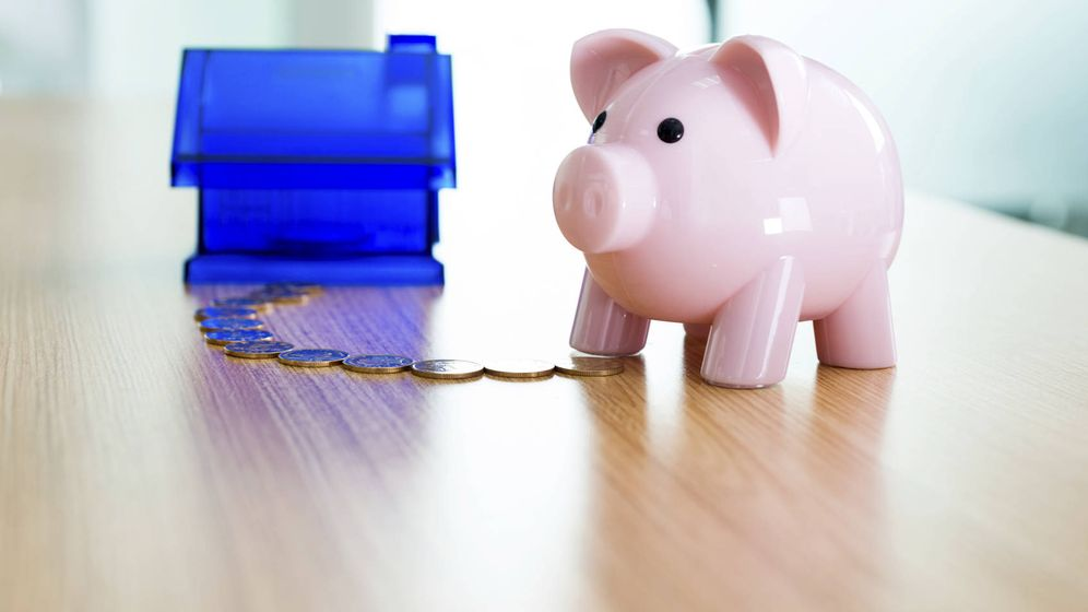 Foto: El euríbor se prepara para otro año en negativo, pero cuidado, subirán las hipotecas (Istockphoto).