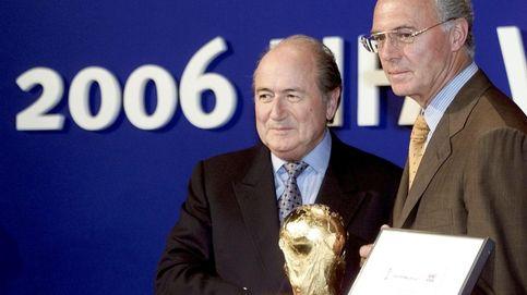 Beckenbauer podría estar inmerso en una trama de sobornos del Mundial '06