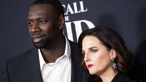 Omar Sy, de 'Lupin' (Netflix) e 'Intocable': cinco hijos y enamorado siempre de la misma mujer