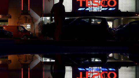 Tesco acaba pagando en bolsa sus pérdidas históricas: cede más de un 5%