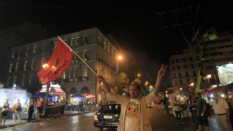 Entre susto y muerte, los griegos votan contra la corrupción