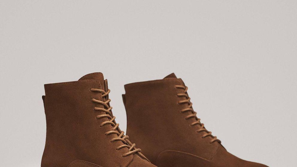 Ficha estas zapatillas deportivas y las botas de Massimo Dutti para el Black Friday