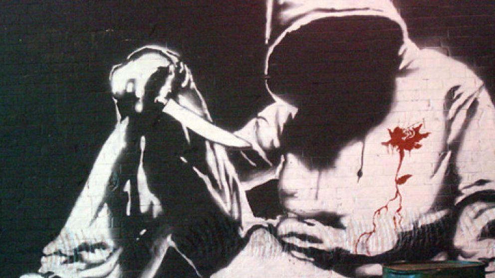 Banksy redecora el Eurotúnel