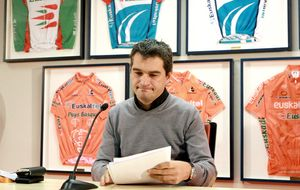 González de Galdeano duda de que el ciclismo levante cabeza