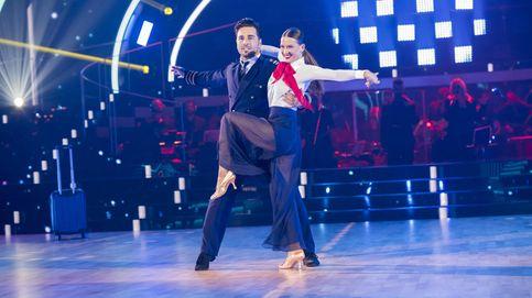 El tercer baile de David Bustamante y Yana Olina, foto a foto