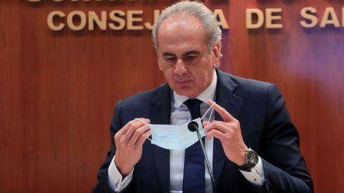 Madrid adelanta que se aplicarán más restricciones en otras zonas básicas de salud