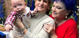 Post de El viaje que reunió a María Zurita y su bebé con Lucía Bosé
