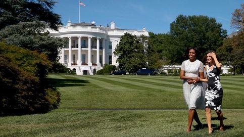 Michelle Obama se lleva al huerto a Doña Letizia (con taconazos incluidos)