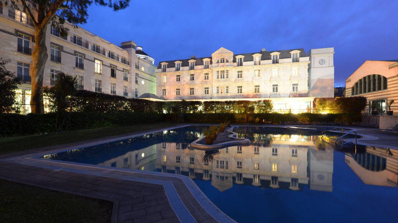 El hotel Castilla Termal Balneario de Solares.