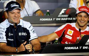 Massa y Williams, donde se juntan el hambre con las ganas de comer