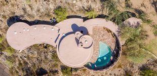 Post de Subastada por 1,5 millones de euros la 'casa circular' de Frank Lloyd Wright