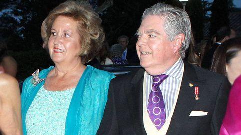 Los marqueses de Benamejí se divorcian tras 14 años de matrimonio