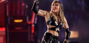 Post de Miley Cyrus prepara un álbum de versiones de Metallica