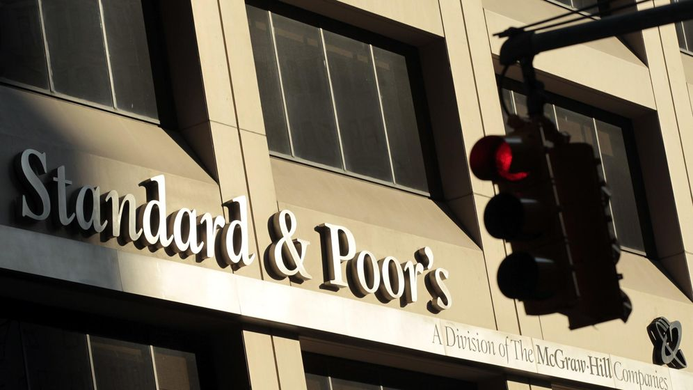 Foto: Oficinas de la agencia de calificación S&P. (Reuters)