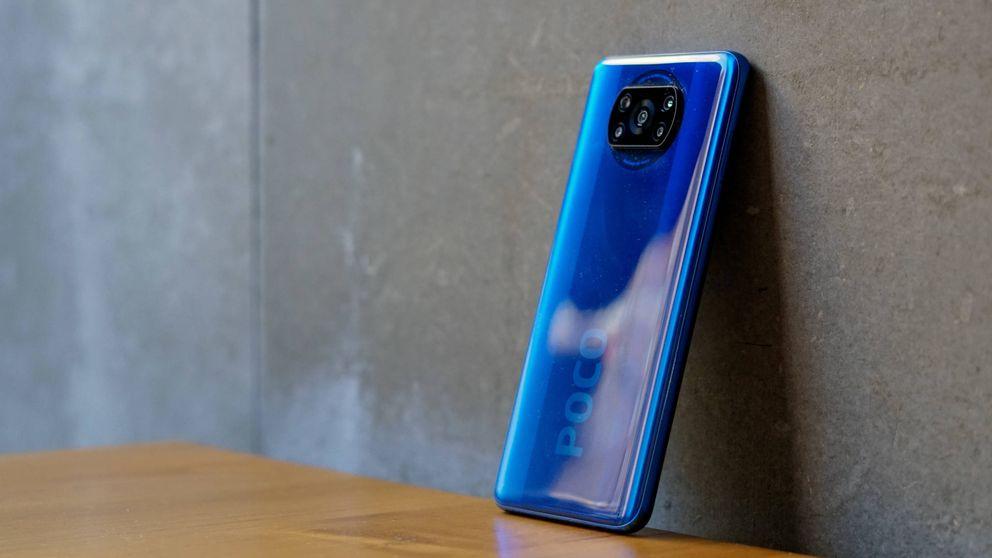 Probamos el POCO X3 de Xiaomi: que este 'smartphone' cueste 229€ roza lo ridículo