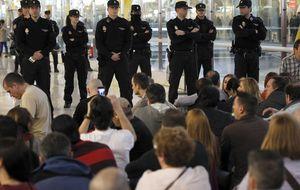 Las plantillas de Policía y Guardia Civil volverán a descender en 2014