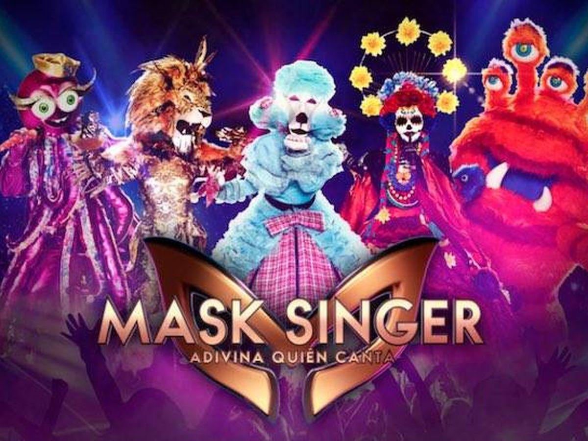 Foto: ¿Quiénes son los concursantes de 'Mask Singer'? (Antena 3)
