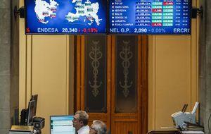 El Ibex pierde los 10.800 lastrado por las caídas de la bolsa de EEUU