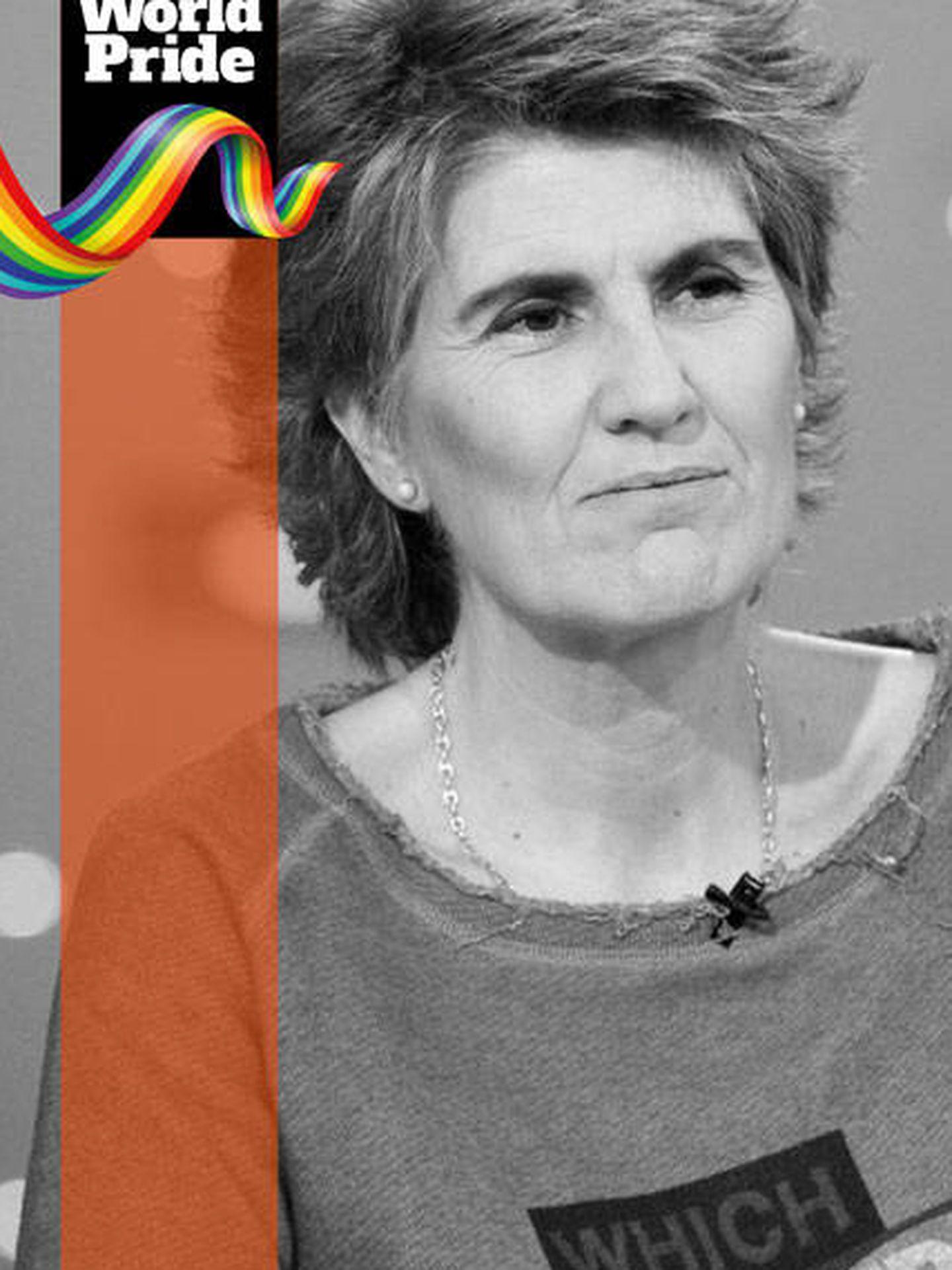 Orgullo LGTBI 2017: Paloma del Río.
