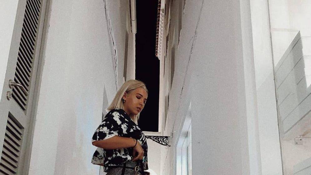 Foto: Alba Díaz posa por las calles de Marbella con este outfit. (Instagram)