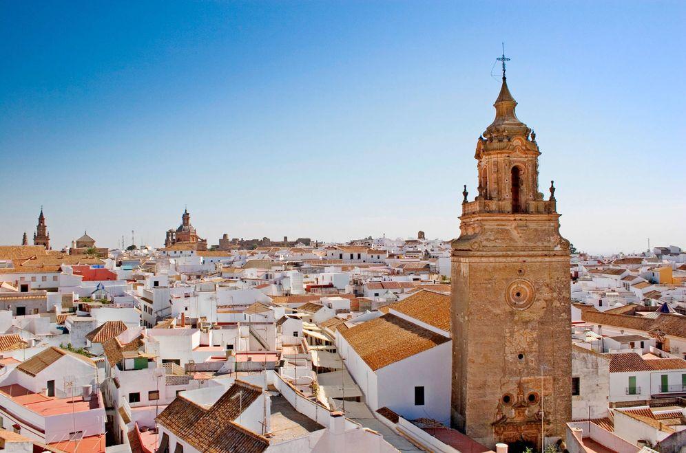 Foto: Vista general de Carmona, Sevilla. (Foto: Alamy)