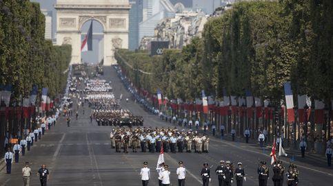 Celebrado el Día de la Bastilla en Francia