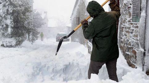 Remite el temporal pero 81 carreteras secundarias siguen afectadas por la nieve